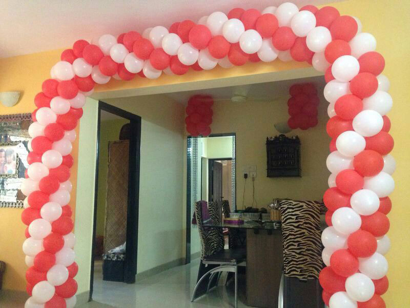 Hem Balloons Decorators In MUmbai